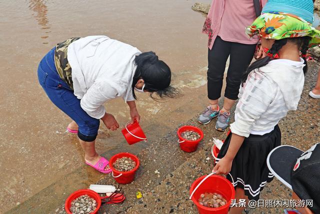 济宁-日照,赶海、捕鱼、吃海鲜、海上垂钓,换着花样玩才最嗨